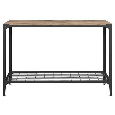 Cainsville Console Table Greyleigh Color: Barnwood