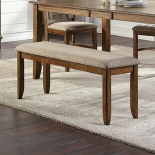 Lithonia Upholstered Dining Bench by Gracie Oaks