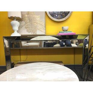 Rosdorf Park Montecello Mirror Console Ta..