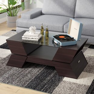 Inexpensive Wallington Coffee Table by Wade Logan Reviews (2019) & Buyer's Guide