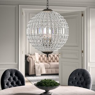 Greyleigh Nazareth 5-Light Crystal Chandelier