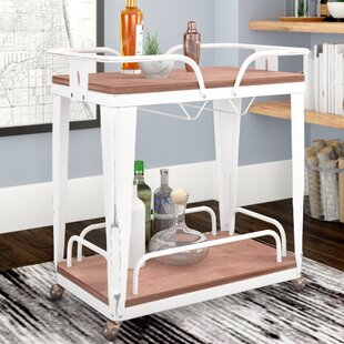 Claremont Bar Cart by Trent Austin Design