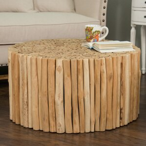 Great Heron Coffee Table by Beachcrest Home