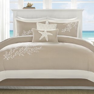 Coastline 6 Piece Comforter Set by Harbor House