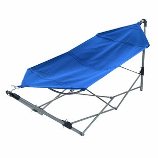 Zachary Camping Hammock with Stand