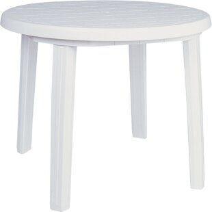 Kinkaider Plastic/Resin Dining Table by R..