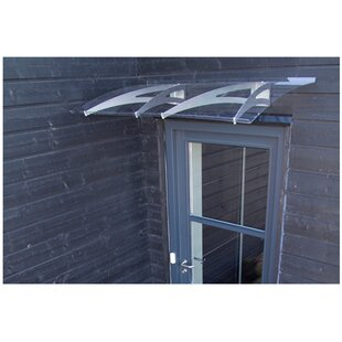 Stonecrest W 1.20 X D 0.67m Door Canopy By Sol 72 Outdoor
