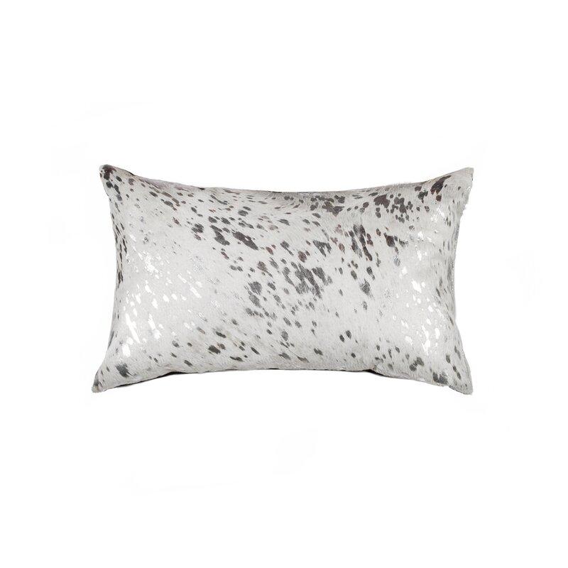 Bloomsbury Market Graham Rectangular Leather Pillow Cover Insert Reviews Wayfair