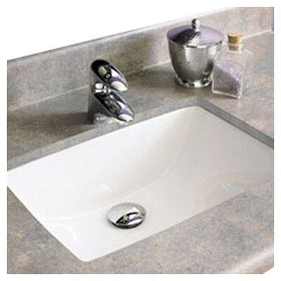 Undermount Bathroom Sink nantucket sinks great point rectangular undermount bathroom sink