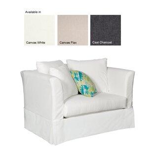 Canora Grey Cockermouth Patio Chair with Sunbrella Cushions