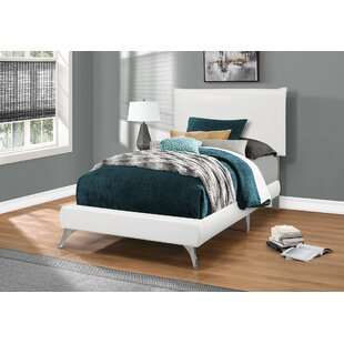 Russellville Upholstered Panel Bed by Wrought Studio