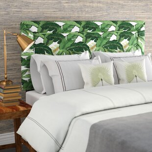 Find a Winnwood Upholstered Panel Headboard by Beachcrest Home