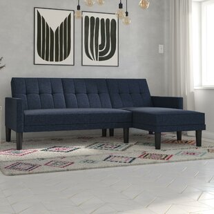 Correia Sleeper Sectional by Turn on the Brights