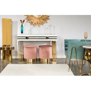 Mossley Console Table by Everly Quinn