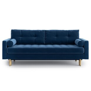Stead II 4 Seater Clic Clac Sofa Bed By 17 Stories