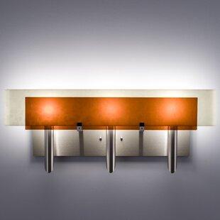 WPT Design Dessy 3-Light Vanity Light