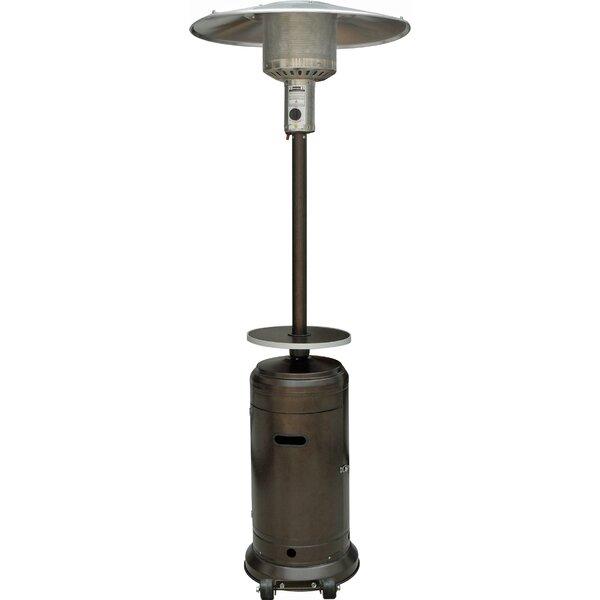 Superb AZ Patio Heaters Tall 41,000 BTU Propane Patio Heater U0026 Reviews | Wayfair