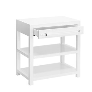 Best End Table with Storage by Worlds Away