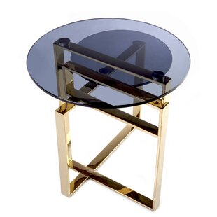 Everly Quinn Ginter 2 Piece Nesting Tables