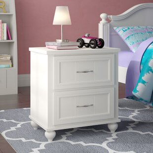 Affordable Suri 2 Drawer Nightstand by Viv + Rae Reviews (2019) & Buyer's Guide