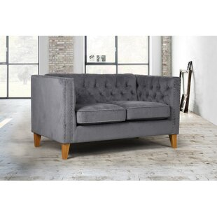 Yatts 2 Seater Loveseat Sofa By Zipcode Design