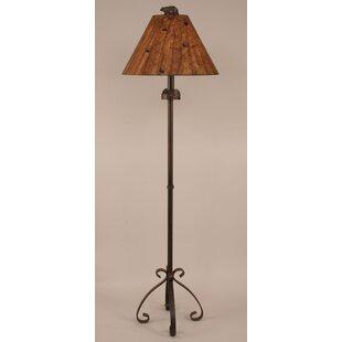Coast Lamp Mfg. Rustic Living S Leg Bear 61