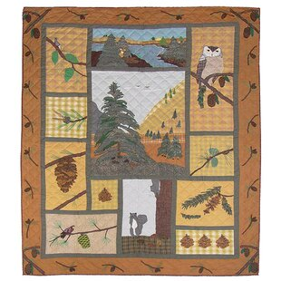 Patch Magic Pinecone Quilt