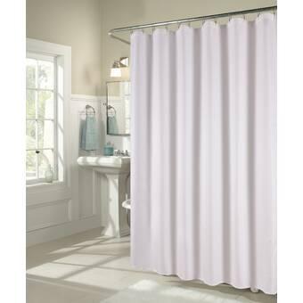 Charlton Home Ingleside Single Shower Curtain Wayfair