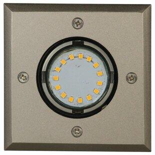 Review Tusarora Bourke 15 Light LED Well Lights