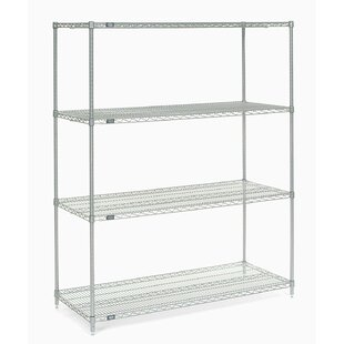 Nexel 4 Shelf Shelving Uni..