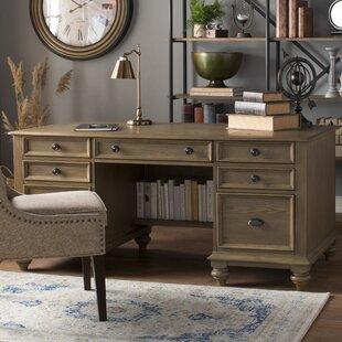 Lark Manor Quevillon Executive Desk