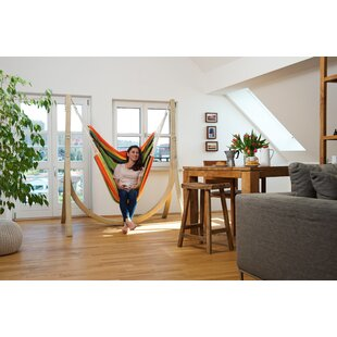 Taurus Esmeralda Hanging Chair with Stand by Amazonas