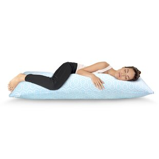 Cooling Gel Fiber Body Pillow