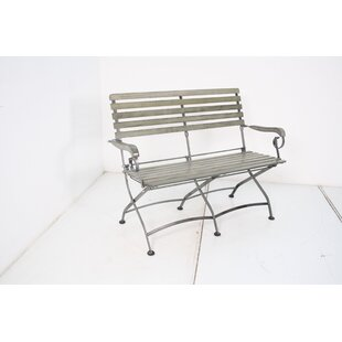 Selden Metal Bench By Sol 72 Outdoor