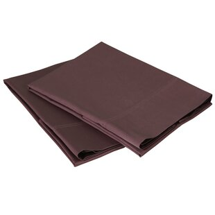 300 Thread Count Cotton Sateen Pillowcase Set