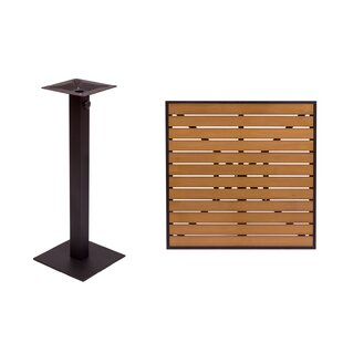Longport Manufactured Wood Bar Table by BFM Seating