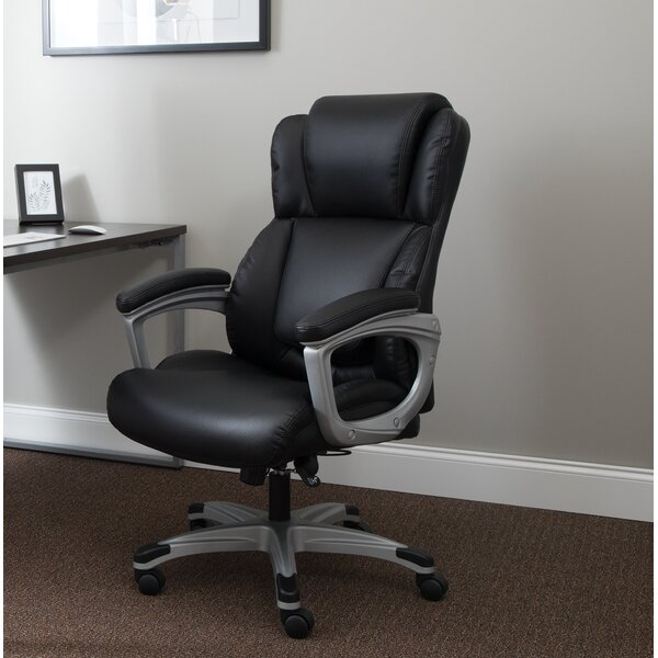 Winston Porter Mcglade Ergonomic Executive Chair Reviews Wayfair