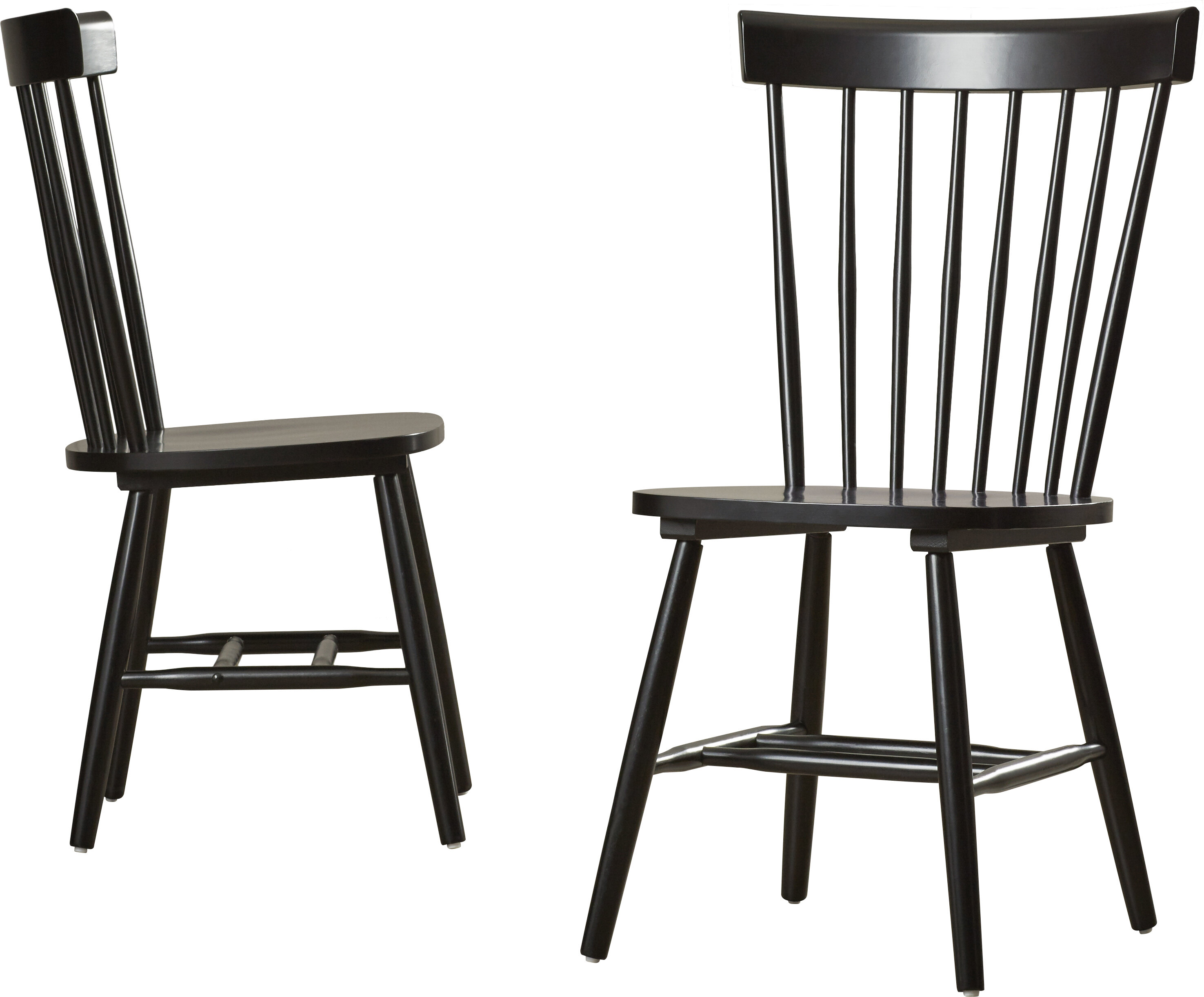 Beachcrest Home Royal Palm Beach Solid Wood Dining Chair & Reviews