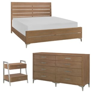 Hygge Panel Configurable Bedroom Set