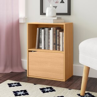 Eaker Standard Bookcase by Rebrilliant Best Choices