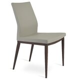 Pasha Upholstered Parsons Chair by sohoConcept