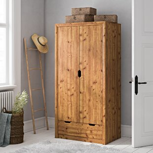 Johnathan 2 Door Wardrobe By Union Rustic