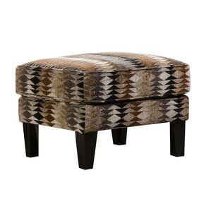Loon Peak Simmons Upholstery OBrien Ottoman