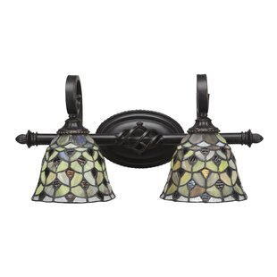 Astoria Grand Weathers 2-Light Vanity Light