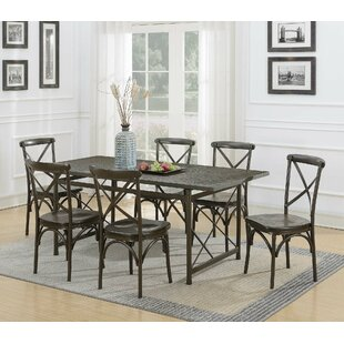Carrol 3 Piece Dining Set Williston Forge