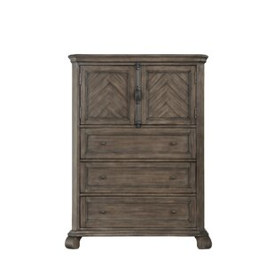 Low priced Ankney 3 Drawer Chest by Canora Grey
