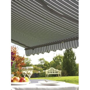 Second 3m W X 2m D Retractable Patio Awning By Sol 72 Outdoor