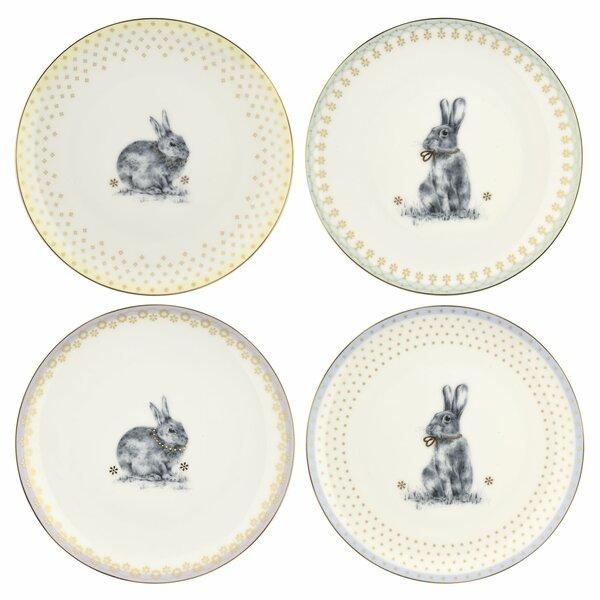 Small Dish Bunny Ring Dish Bunny Rabbit Dish Easter Bunny Ring Dish Spring