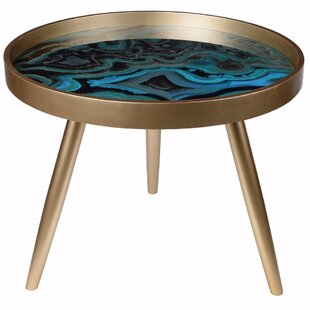 Ristaino Awe-Inspiring End Table by Mercer41