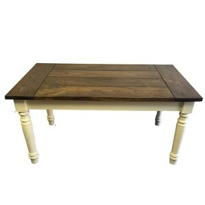 English Farmhouse Dining Table by Ezekiel and Stearns